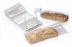 Custom Plastic Bread Bags