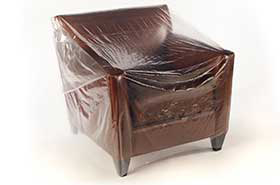Custom Plastic Furniture Bags